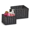 Zeller Storage Basket Set