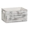 Zeller Rustic Storage Box