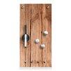 Zeller Wood Memo Board