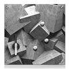 Zeller Cubes Memo Board