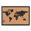 Zeller Present Pinboard World