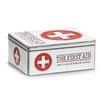 Zeller Present 21 cm x 8,5 cm Medizin-Box First Aid