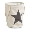 Zeller Star Laundry Bag with Handles