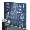 Zeller Present Herdblende-/ Abdeckplatte Lovely Kitchen