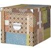 Zeller Present Aufbewahrungsbox Patchwork