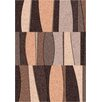 Milliken Modern Times Sinclair Dark Chocolate Area Rug