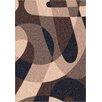 Milliken Modern Times Element Dark Brown  Area Rug