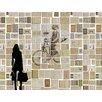 NLXL Biblioteca Wallpaper Mural 3 by Ekaterina Panikanova Wall Mural
