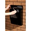 Black Country Metal Works Contemporary Post Box Letterbox