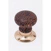 Black Country Metal Works Spotted Door Knob (Set of 2)