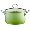 Riess Kelomat Smaragd 1.5L Soup Pot with Lid