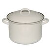 Riess Kelomat Weiss 1L Soup Pot with Lid
