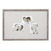 Deknudt Frames Magnetic Memo Board