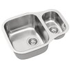 Pyramis 59cm x 45cm Kitchen Sink