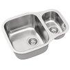 Pyramis 59cm x 45cm Kitchen Sink