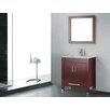 "Adornus Amadis 30"" Single Bathroom Vanity Set with Mirror"