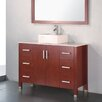 "Adornus Adrian 48"" Single Bathroom Vanity Set with Mirror"