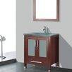 "Adornus Amara 36"" Single Bathroom Vanity Set with Mirror"