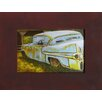 TrekDecor Vintage Caddy Sublimated Framed Painting Print