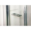 Cassellie 185cm x 64.5cm Folding Shower Door