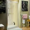 Cassellie 185cm x 84.5cm Pivot Shower Door