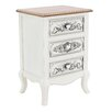 Inart 3 Drawer Chest