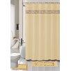Kashi Home Greek Key 15 Piece Shower Curtain Set