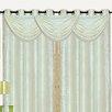 Iris Rod Pocket Swag 44 Quot Curtain Valance Wayfair