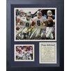 Legends Never Die Dallas Cowboys Troy Aikman Collage Framed Memorabili