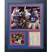 Legends Never Die New York Giants 2007 Champs Framed Memorabili