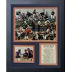 Legends Never Die Chicago Bears Greats Framed Memorabili