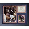 Legends Never Die Chicago Bears Dick Butkus Framed Memorabili