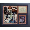 Legends Never Die Chicago Bears Payton Framed Memorabili
