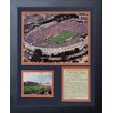 Legends Never Die Chicago Bears Soldier Field Old Framed Memorabili