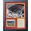 Legends Never Die Washington Redskins FedEx Field Framed Memorabili
