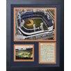 Legends Never Die Detroit Tigers - Tiger Stadium Framed Memorabilia