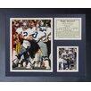 Legends Never Die Roger Staubach Away Framed Memorabilia