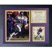 Legends Never Die Cris Carter Framed Memorabilia