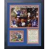 Legends Never Die 2006 Florida Gators National Champions Framed Memorabilia