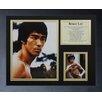 Legends Never Die Bruce Lee II Framed Memorabilia