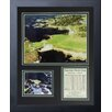 Legends Never Die Cypress Point Golf Course Framed Memorabilia