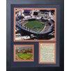 Legends Never Die Detroit Tigers - Comerica Park Framed Memorabilia