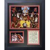 Legends Never Die Chicago Bulls Dynasty Framed Memorabilia