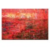 Artist Lane South View by Jennifer Webb Painting Print on Wrapped Canvas