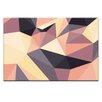 Artist Lane Shard Sunset by Ayarti Graphic Art on Wrapped Canvas