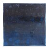 Artist Lane Water World 1 by Katherine Boland Painting Print on Wrapped Canvas