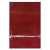 Artist Lane Red by Patricia Baliviera Painting Print on Wrapped Canvas