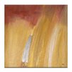 Artist Lane Fire Study 4 by Karen Hopkins Painting Print on Wrapped Canvas