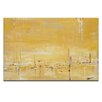 Artist Lane Summer Glow by Patricia Baliviera Painting Print on Wrapped Canvas