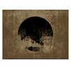 Artist Lane Sphere Sand by Ayarti Framed Graphic Art on Wrapped Canvas
